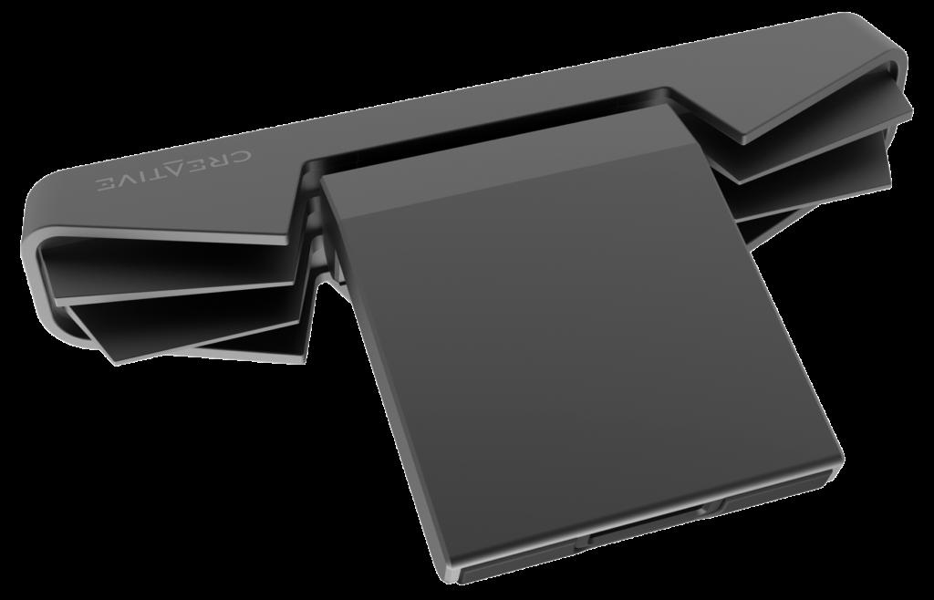 PS-BlasterX Senz3D_BK_Top_Angle