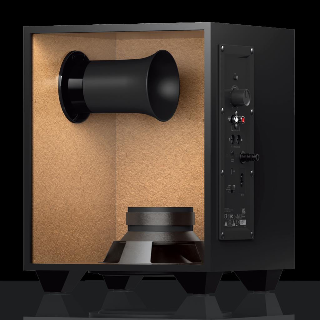 Sound-BlasterX Kratos-Product_Subwoofer