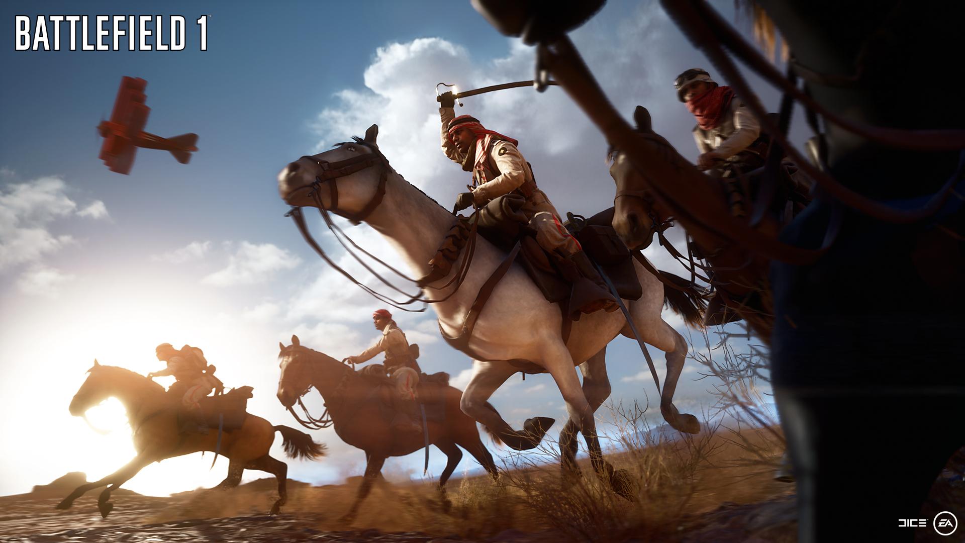 Battlefield 1 – Die offene Beta ist jetzt verfügbar für Xbox One, PS4 und PC