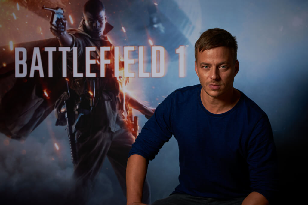 Electronic Arts - Battlefield 1 - Tom Wlaschiha - Lawrence von Arabien