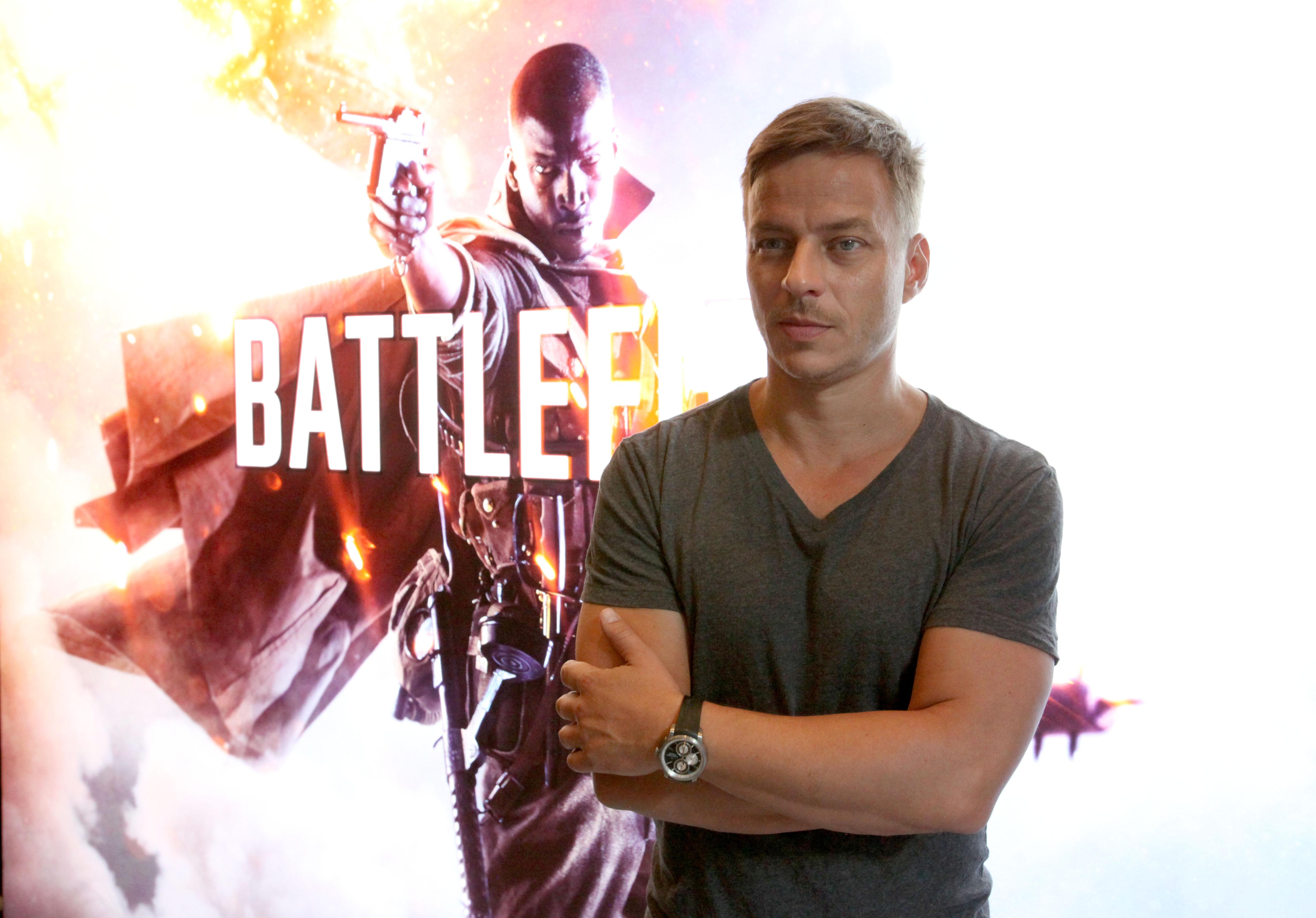 Battlefield 1 – Tom Wlaschiha spricht Lawrence von Arabien in der Einzelspielerkampagne