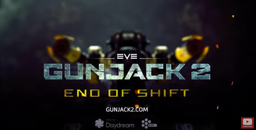Gunjack 2: End of Shift für Googles Daydream-Plattform von CCP Games angekündigt