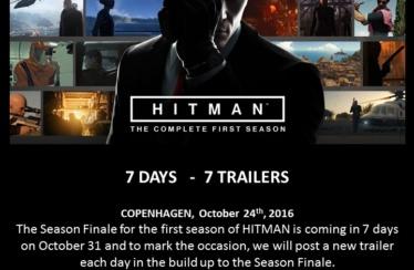 HITMAN – Der Trailer-Countdown zum Season Finale beginnt