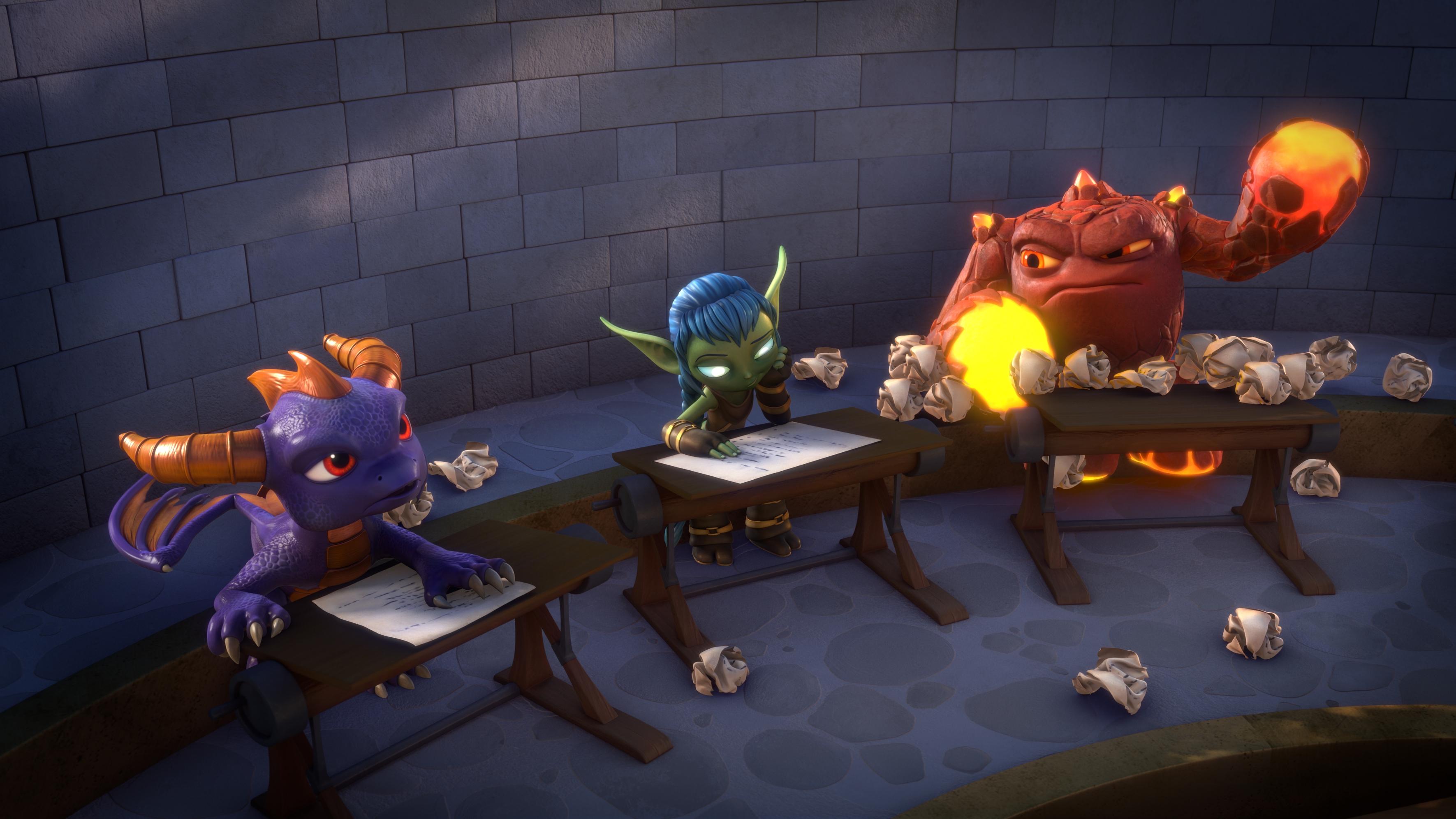 Skylanders Academy – Von Activision Blizzard Studios wird jetzt auf Netflix gestreamt