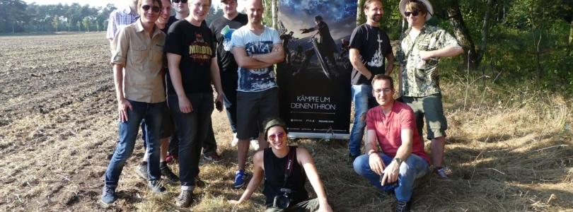 Final Fantasy XV – Real-life Experience: Deutsche Youtube-Stars im Rollenspiel-Camp