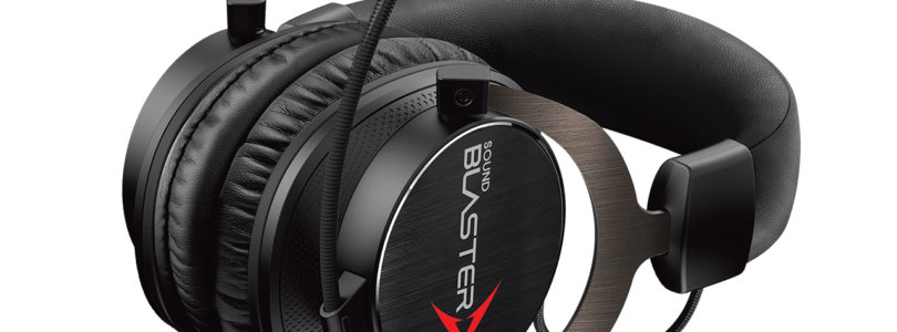 Creative Labs – Veröffentlicht das Sound BlasterX H5 Gaming Headset in der Tournament Edition