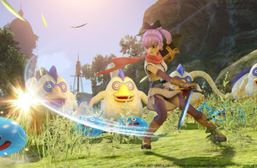 Dragon Quest Heroes II – Erscheint am 28. April 2017 in Europa
