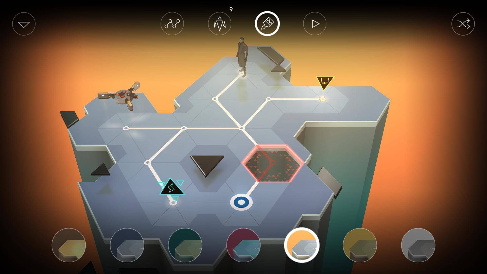 DEUS EX GO – Update fügt Puzzle Maker hinzu