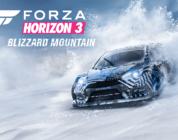 """Forza Horizon 3 – Winter is Coming: Forza Horizon 3 Erweiterung """"Blizzard Mountain"""" ab sofort erhältlich"""