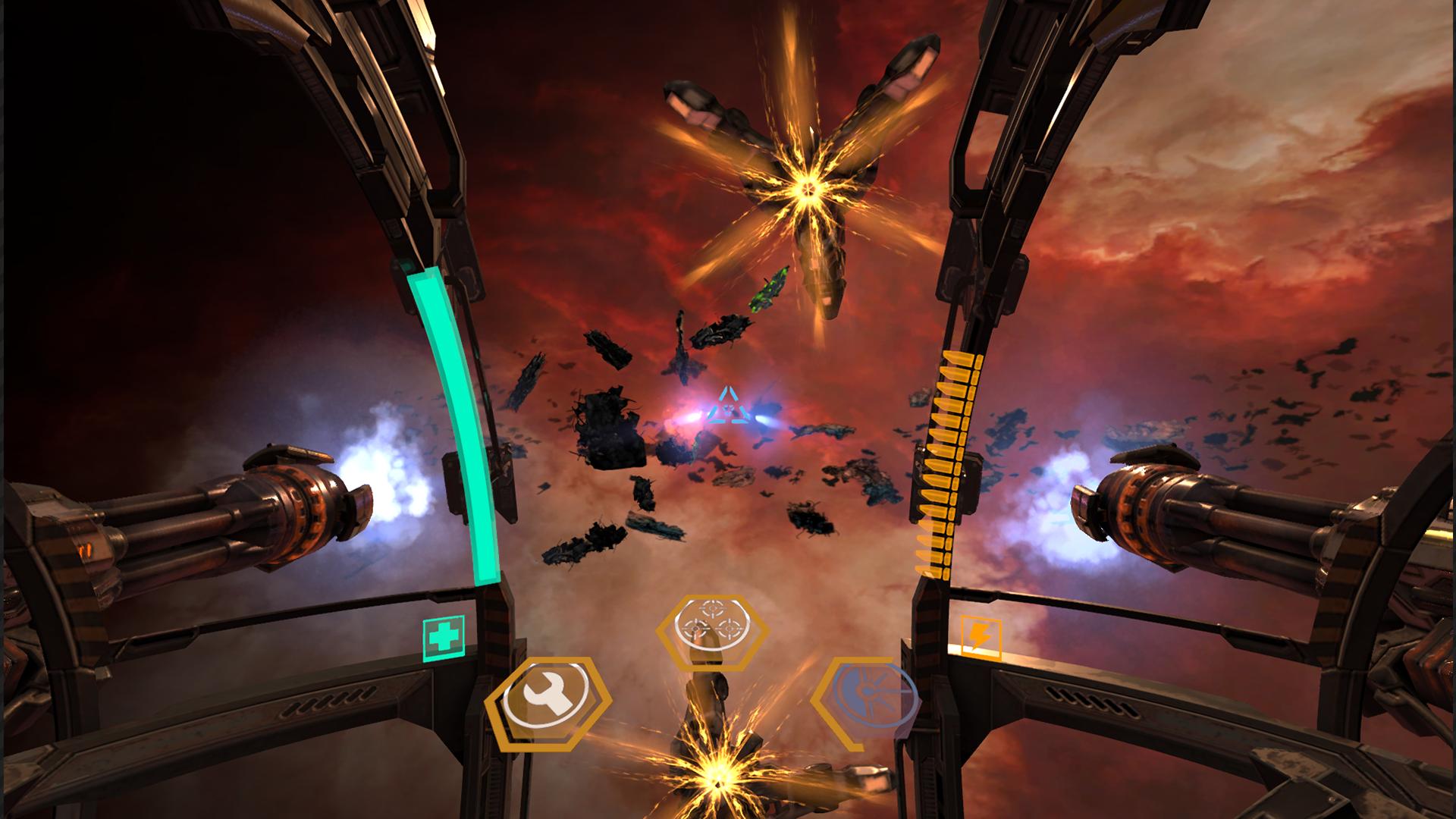 Gunjack 2: End of Shift – Ab sofort für Daydream erhältlich