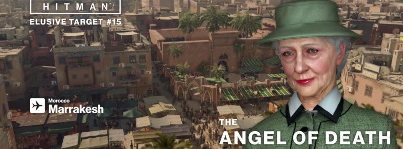 HITMAN – Neues Elusive Target The Angel of Death ab sofort verfügbar