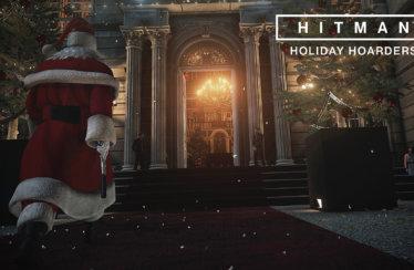 HITMAN – Kostenlose Weihnachtsmission ab dem 13. Dezember erhältlich