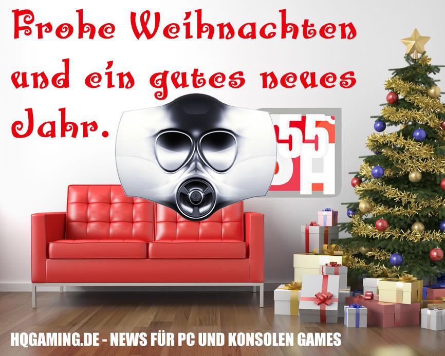 Frohe Weihnachten und ein gutes neues Jahr für euch