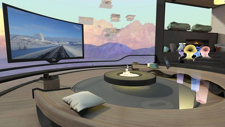Oculus Rooms und Partys ab sofort für Gear VR verfügbar