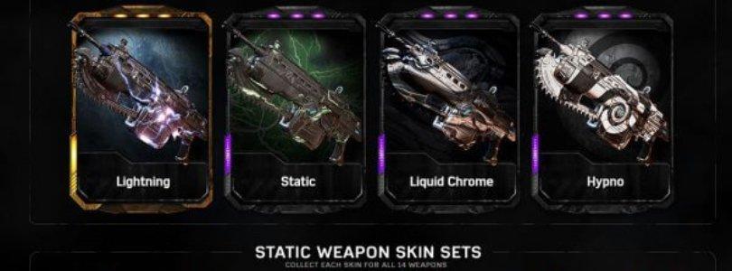 Gears of War 4 – Großes Content Update