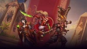 Heroes of the Storm – Neue Inhalte für Heroes of the Storm: Valeera und das Mondfest