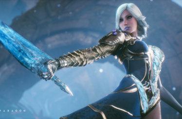 Paragon – Ein kalter Wind weht während die neuste Heldin Aurora erscheint – kostenloses Booster Pack für PS+ Mitglieder.