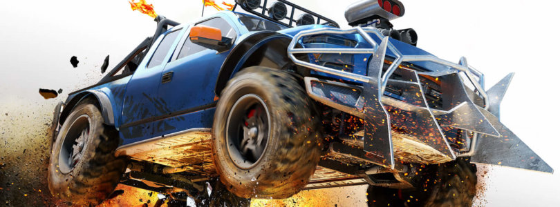 FlatOut4: Total Insanity – Reveal-Trailer entführt die Spieler in abgedrehte Rennen