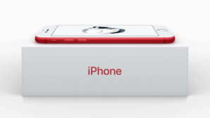 Apple – Stellt iPhone 7 & iPhone 7 Plus (PRODUCT)RED Special Edition vor