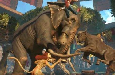 Injustice 2 – Zeigt Cheetah im neuen Trailer