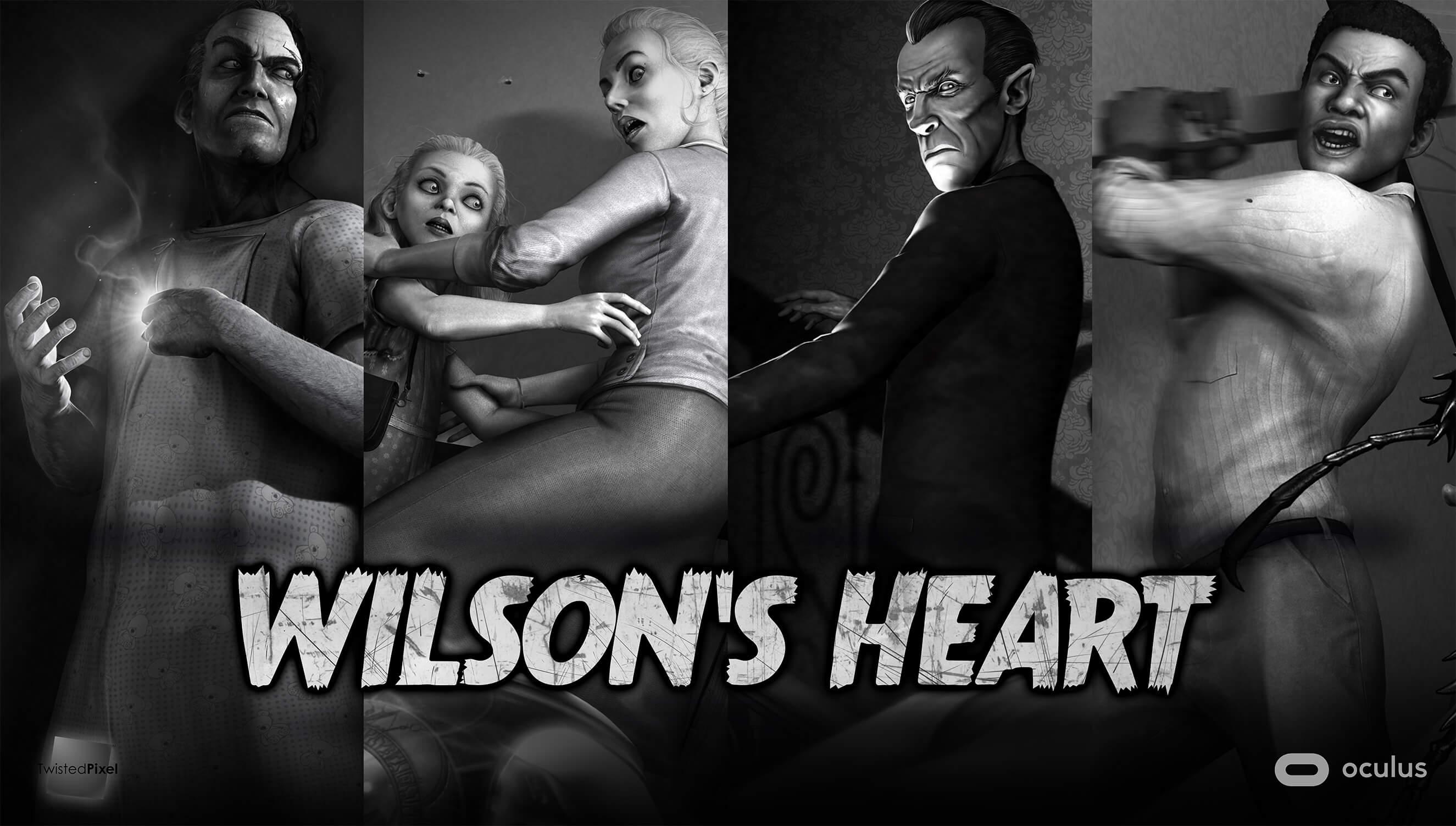 Wilsons Heart – Erscheint für Oculus am 25. April