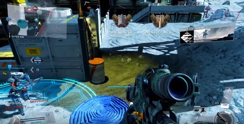 """Call of Duty: Infinite Warfare – Neuer Multiplayer-Trailer für das zweite Infinite Warfare DLC-Pack """"Continuum"""""""