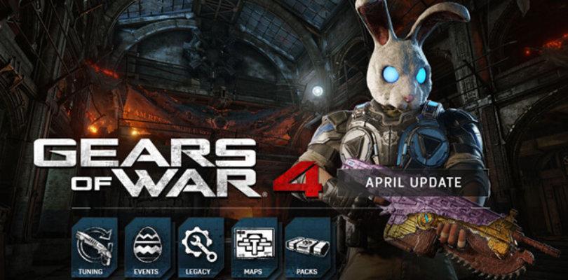 Gears of War 4 – April-Update mit Schokowaffen und neuen Karten