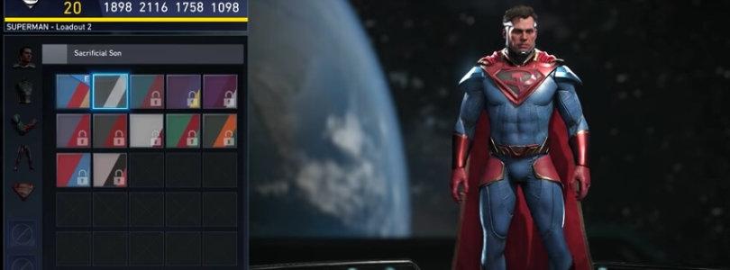 Injustice 2 – Neuer Trailer liefert Details zum Gear System