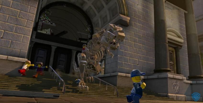 LEGO CITY Undercover – Ab sofort für Nintendo Switch, Playstation 4, Xbox One und PC erhältlich