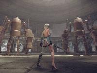 NieR: Automata – Neuer DLC zum Action-Rollenspiel-Hit ab dem 2. Mai verfügbar