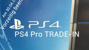 PS4 Pro-Eintauschaktion von GameStop wird am 30. April 2017 vorzeitig beendet