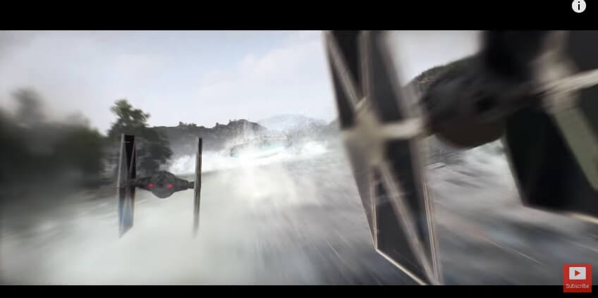 Star Wars Battlefront II – Erscheint weltweit am 17. November 2017 – Full Reveal Trailer
