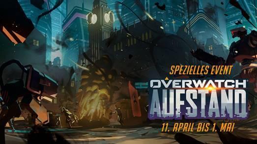 Overwatch – Das Ereignis 'Overwatch: Aufstand' ist seit gestern Abend live!