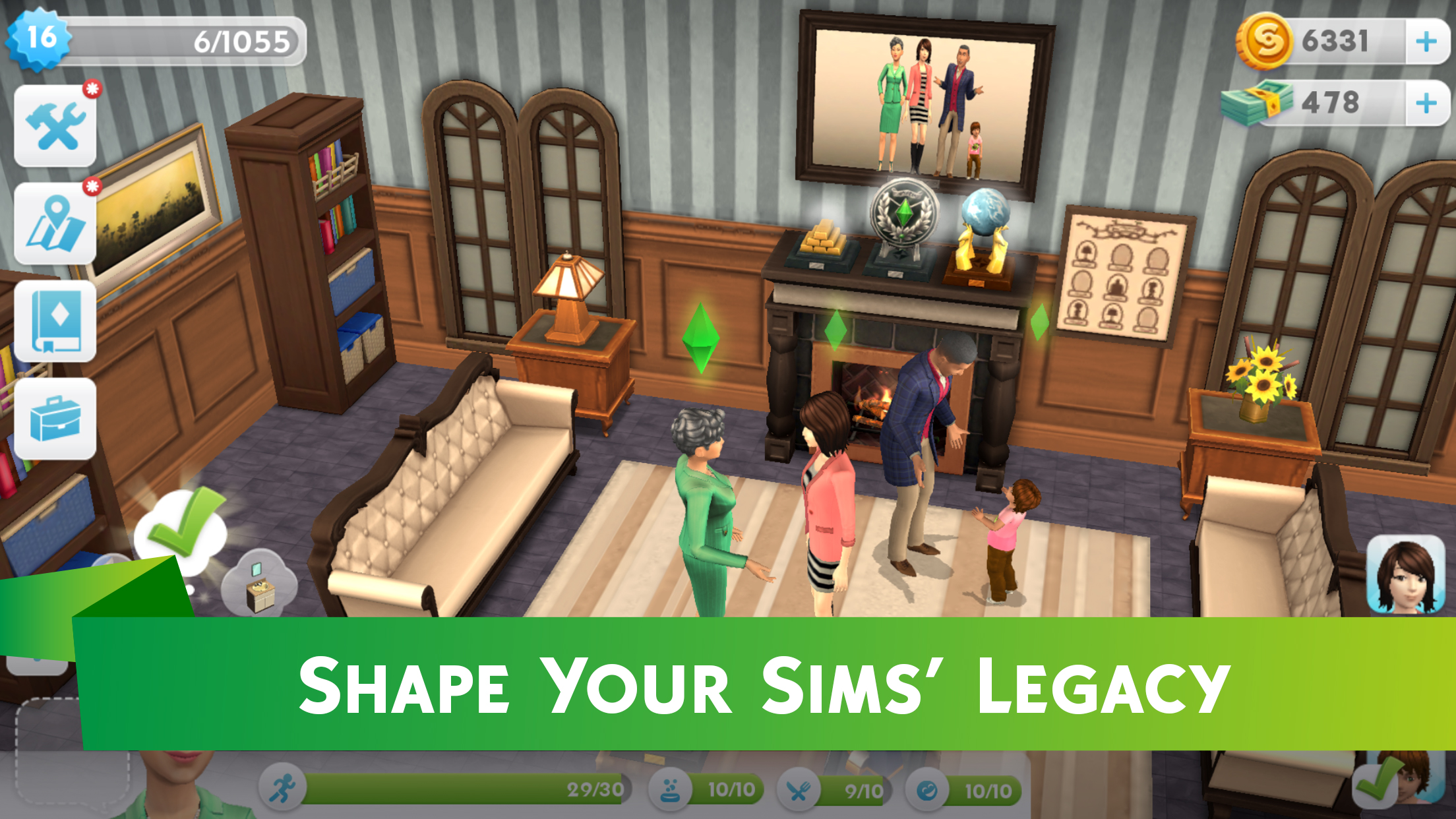 sims 3 download free ios