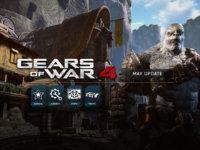 Gears of War 4 – Mai-Update mit neuen Karten & dem Comeback eines alten Bekannten