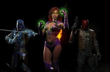 Injustice 2 – Die ersten drei Charaktere des Download Content werden vorgestellt