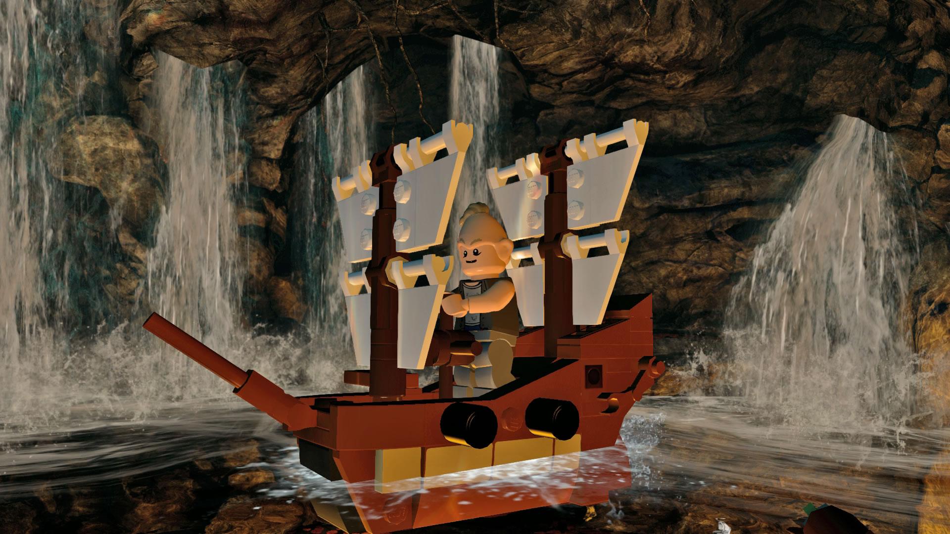 LEGO Dimensions – Neue Erweiterungspakete zu The Goonies, Harry Potter und LEGO City