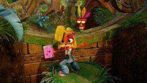 Crash Bandicoot N. Sane Trilogy – Coco crasht die Party