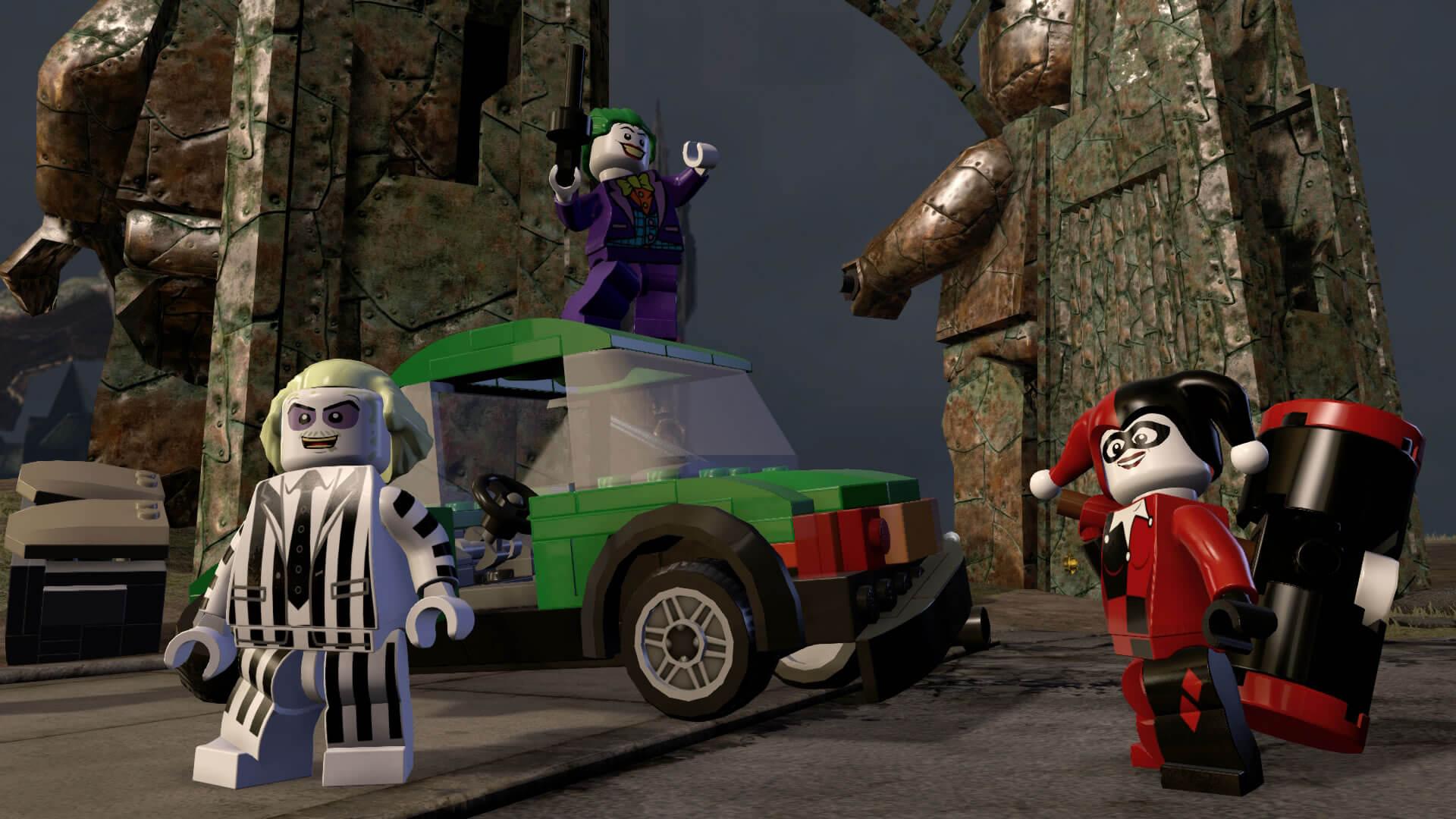 LEGO Dimensions – Neue Erweiterungspakete zu Teen Titans Go!, The Powerpuff Girls und Beetlejuice