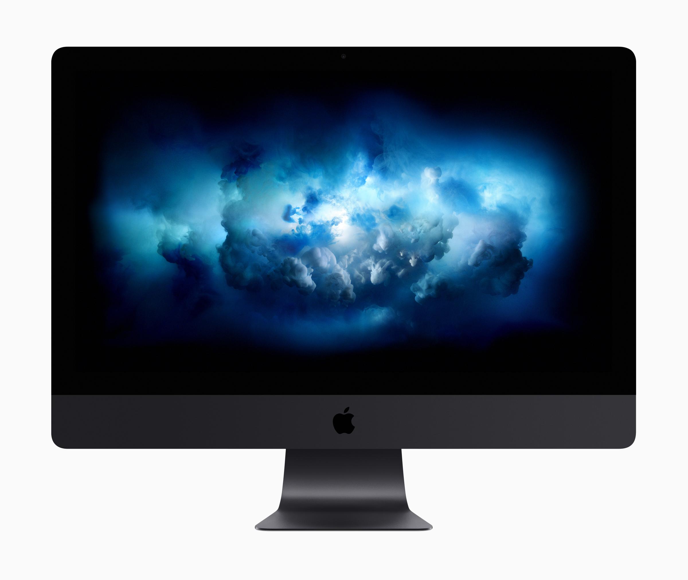 Apple – iMac Pro, der leistungsstärkste iMac aller Zeiten kommt diesen Dezember