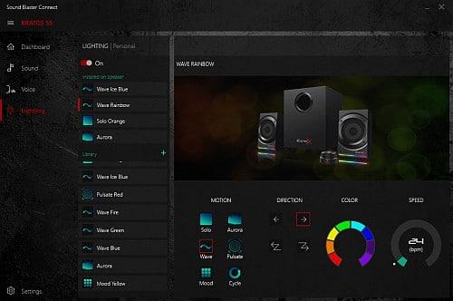 Creative – Stellt die BlasterX Acoustic Engine vor