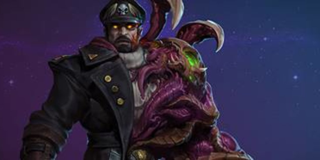 Heroes of the Storm – Der neue Held Stukov streckt seinen Arm nach dem Nexus aus