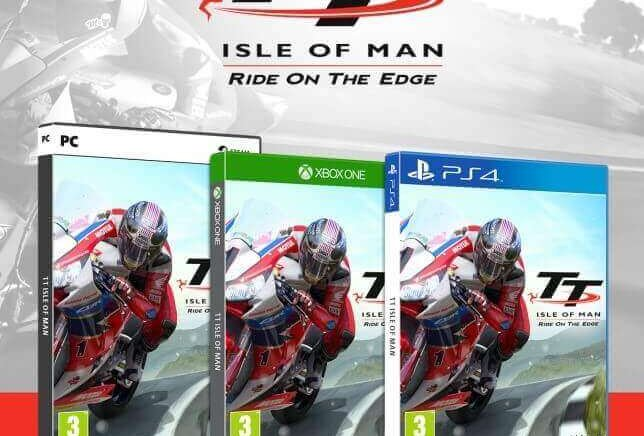 TT Isle of Man – Erstes Video zeigt bekannte Streckenabschnitte des Spiels