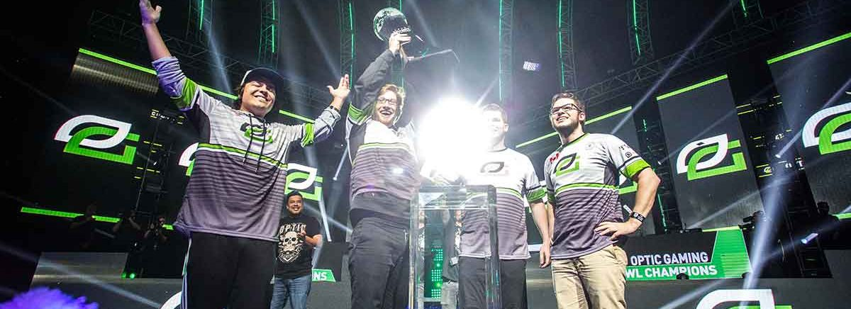 Call of Duty World League – OpTic Gaming gewinnt die (CWL) Championship 2017