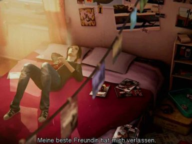 LIFE IS STRANGE: BEFORE THE STORM – Neuer Gamescom-Trailer veröffentlicht