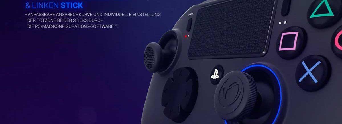 Nacon Revolution Pro Controller 2 – Neuer Trailer für PS4 veröffentlicht