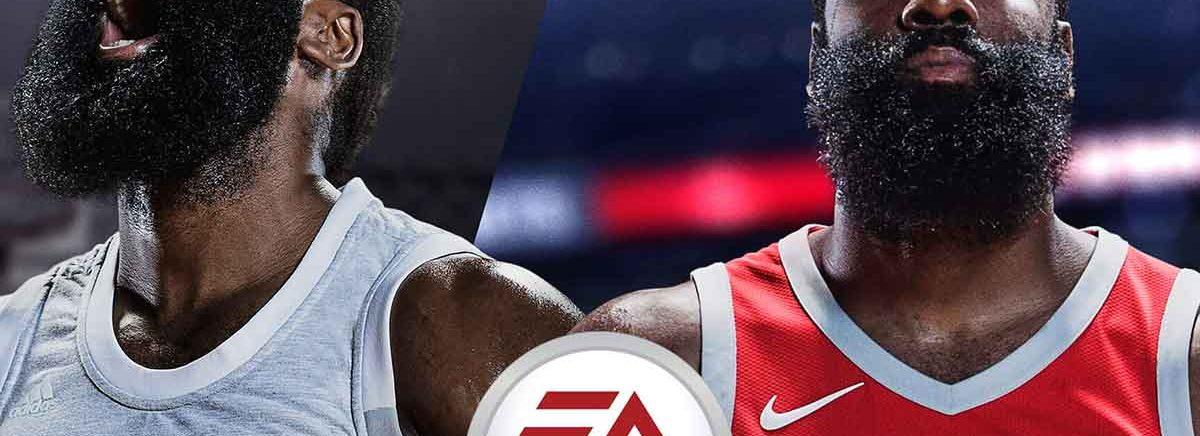 NBA LIVE 18 – James Harden wird NBA LIVE 18 Coverstar