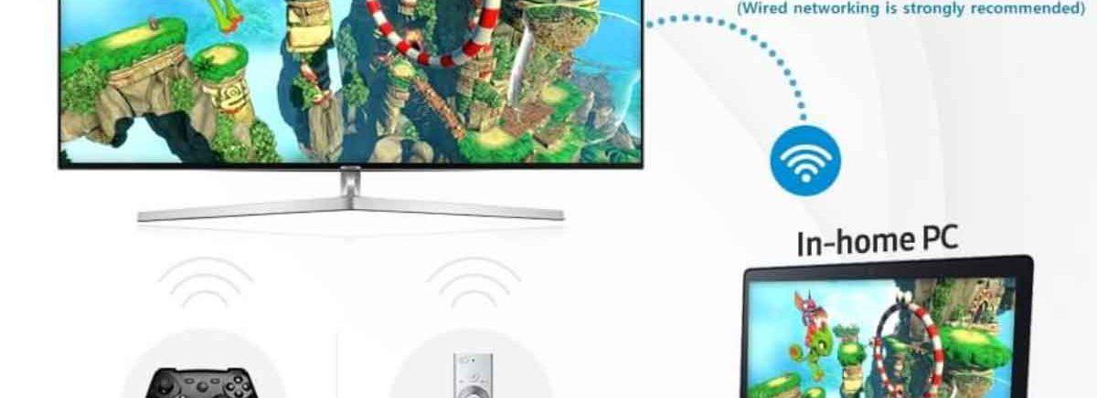 Samsung – Steam Link: Tausende Spiele auf Samsung Smart TV