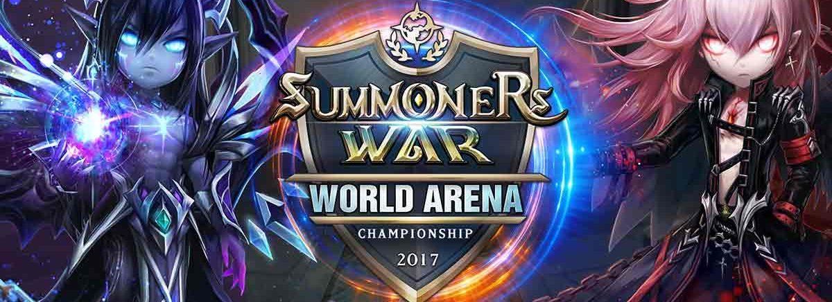 Summoners War – Registrierung für 2017 Summoners War World Arena Championship jetzt möglich