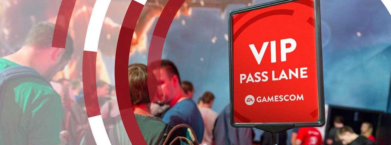 Electronic Arts verlost VIP-Pässe für die gamescom 2017